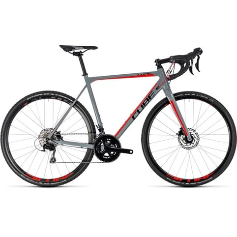 CUBE CROSS RACE PRO CYCLOCROSS BIKE 2018