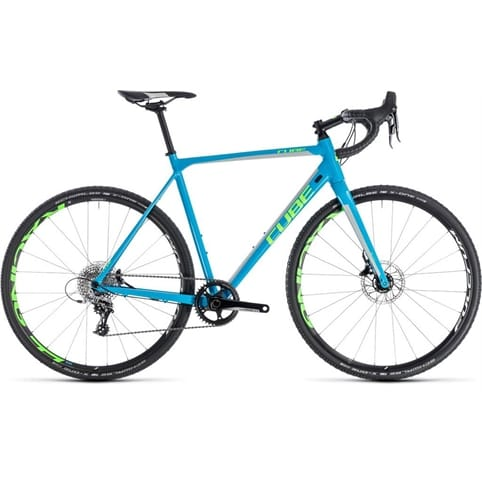 CUBE CROSS RACE SL CYCLOCROSS BIKE 2018