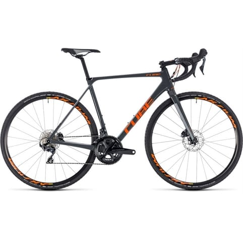 CUBE CROSS RACE C:62 PRO CYCLOCROSS BIKE 2018