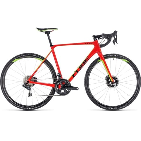 CUBE CROSS RACE C:62 SLT CYCLOCROSS BIKE 2018