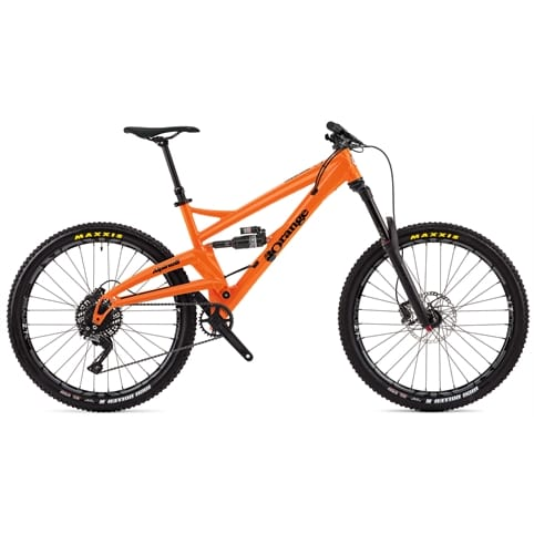 ORANGE ALPINE 6 S 650b FS MTB BIKE 2018