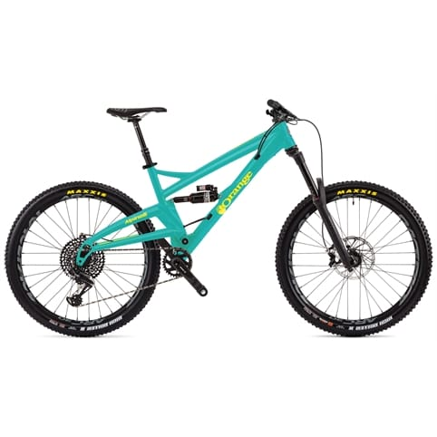 ORANGE ALPINE 6 RS 650b FS MTB BIKE 2018