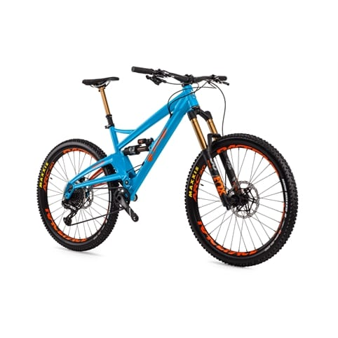 ORANGE ALPINE 6 FACTORY 650b FS MTB BIKE 2018