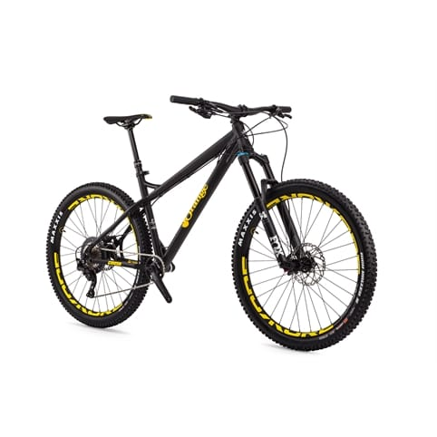 ORANGE CRUSH PRO 650Bb HARDTAIL MTB BIKE 2018
