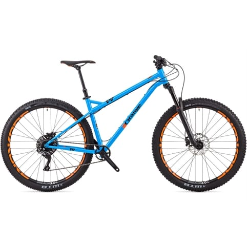 ORANGE P7 29 S HARDTAIL MTB BIKE 2018
