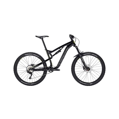 LAPIERRE ZESTY AM 227 FS MTB BIKE 2018