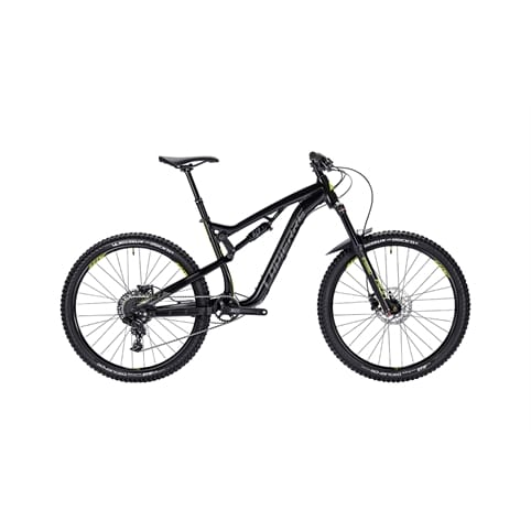 LAPIERRE ZESTY AM 327 FS MTB BIKE 2018
