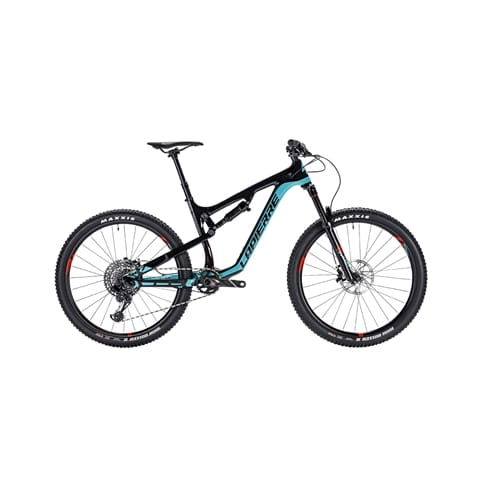 LAPIERRE ZESTY AM 527 ULTIMATE FS MTB BIKE 2018