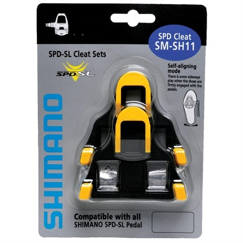 SHIMANO SM-SH11 SPD SL-CLEATS