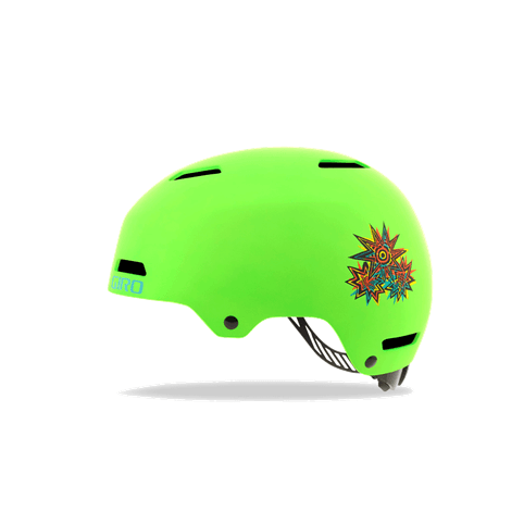 GIRO DIME FS YOUTH/JUNIOR BMX HELMET