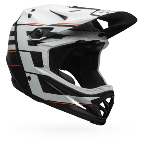 BELL FULL-9 BLOCKED MTB FULL FACE HELMET