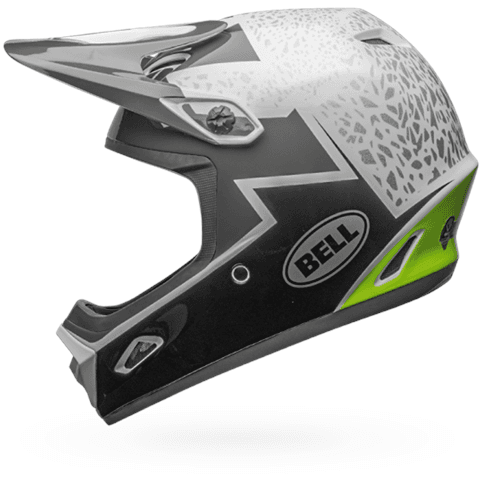 BELL TRANSFER-9 MTB FULL FACE HELMET