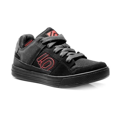 FIVE TEN FREERIDER KIDS SHOE [BLACK/RED]
