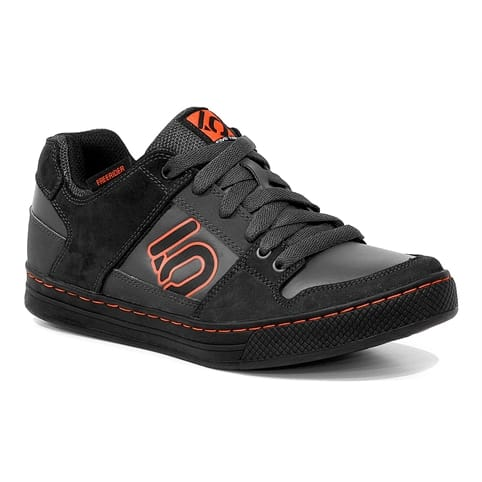 FIVE TEN FREERIDER ELEMENTS ALL-MOUNTAIN SHOE [DARK GREY/ORANGE]