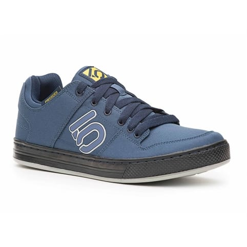 FIVE TEN FREERIDER CANVAS ALL-MOUNTAIN SHOE [MINERAL BLUE]