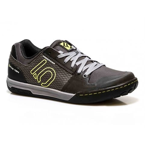 FIVE TEN FREERIDER CONTACT ALL-MOUNTAIN SHOE [BLACK/LIME]