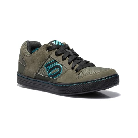 FIVE TEN FREERIDER ALL-MOUNTAIN FLAT SHOE [EARTH GREEN]