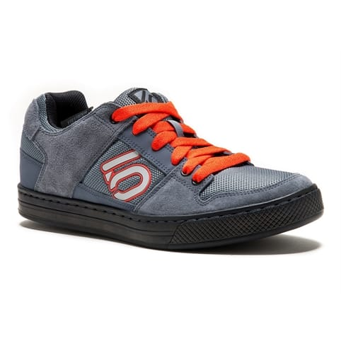 FIVE TEN FREERIDER ALL-MOUNTAIN FLAT SHOE [GREY/ORANGE]