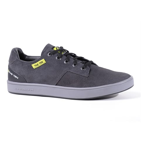 FIVE TEN SLEUTH URBAN CYCLING SHOE [BLACK/LIME]