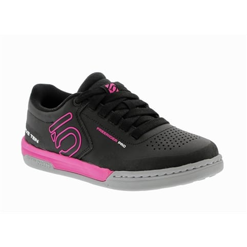 FIVE TEN FREERIDER PRO WOMEN'S ALL-MOUNTAIN SHOE [BLACK/PINK]
