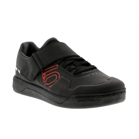 FIVE TEN HELLCAT PRO CLIPLESS ALL-MOUNTAIN SHOE [BLACK]