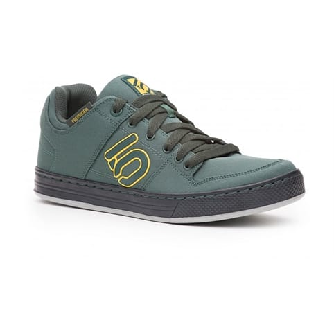 FIVE TEN FREERIDER CANVAS ALL-MOUNTAIN SHOE [MYRTLE GREEN]