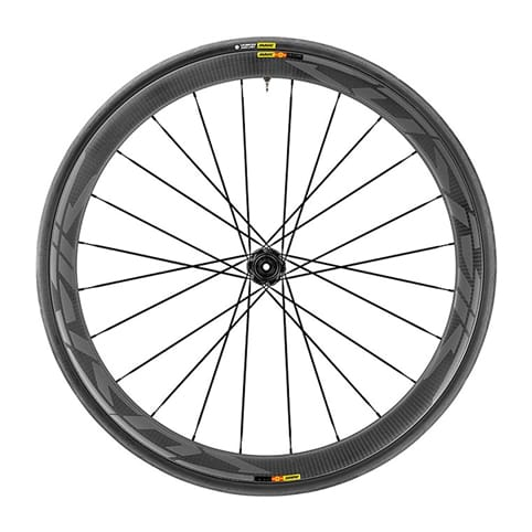 MAVIC COSMIC PRO CARBON SL UST DISC FRONT WHEEL
