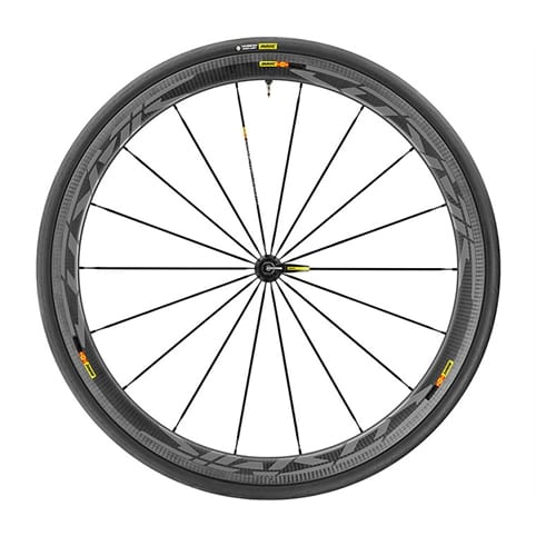 MAVIC COSMIC PRO CARBON SL FRONT WHEEL
