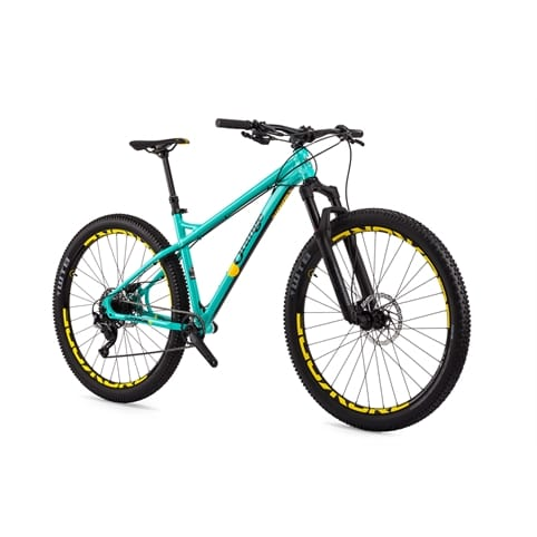ORANGE CLOCKWORK 129 S HARDTAIL MTB BIKE 2018