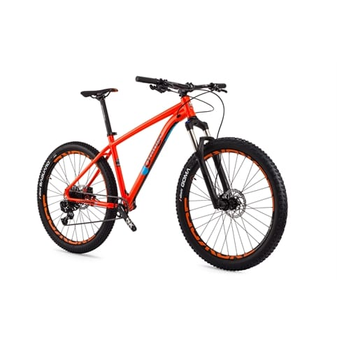 ORANGE CLOCKWORK 127 HARDTAIL MTB BIKE 2018