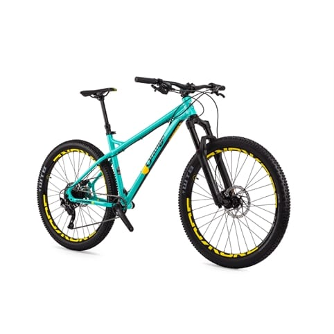 ORANGE CLOCKWORK 137 S HARDTAIL MTB BIKE 2018