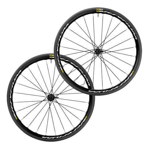 MAVIC KSYRIUM DISC CENTRE LOCK CLINCHER WHEELSET