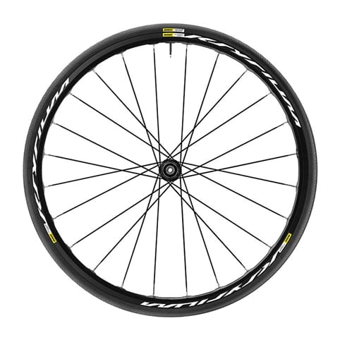 MAVIC KSYRIUM DISC CENTRE LOCK CLINCHER REAR WHEEL