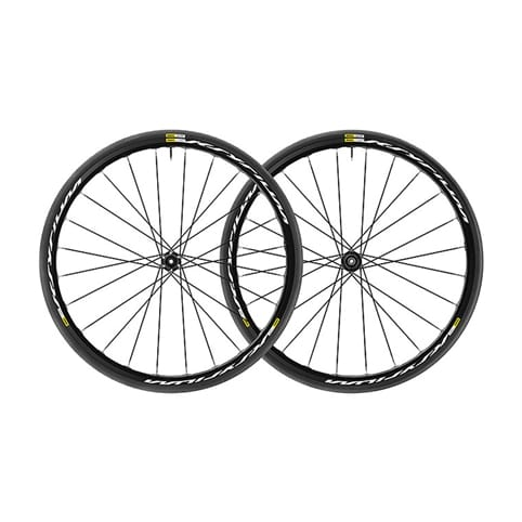 MAVIC KSYRIUM DISC 6 BOLT CLINCHER WHEELSET
