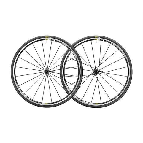 MAVIC AKSIUM ELITE CLINCHER WHEELSET