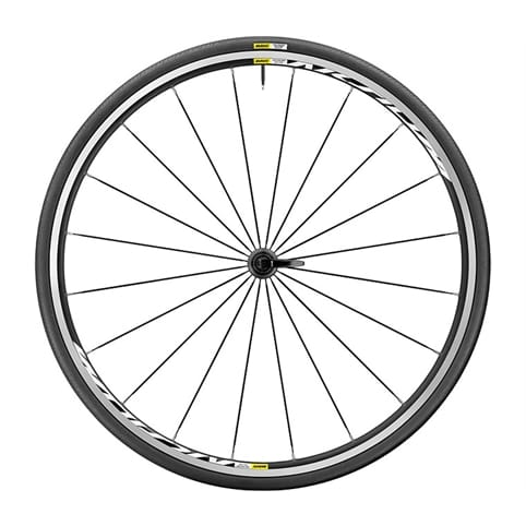 MAVIC AKSIUM ELITE CLINCHER FRONT WHEEL