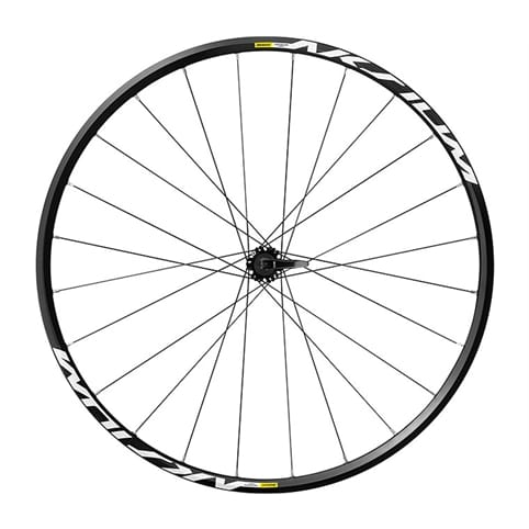 MAVIC AKSIUM DISC CENTRE LOCK CLINCHER FRONT WHEEL