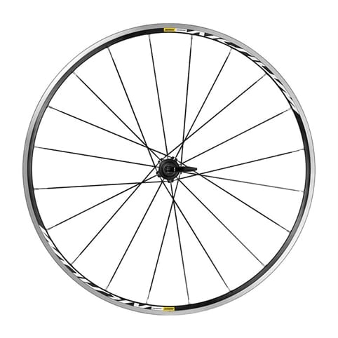MAVIC AKSIUM CLINCHER REAR WHEEL