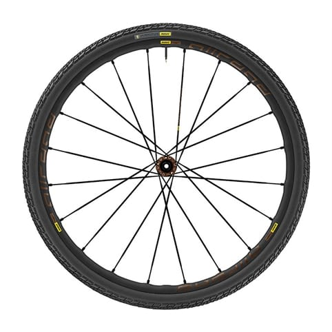 MAVIC ALLROAD PRO UST DISC CENTRE LOCK FRONT WHEEL