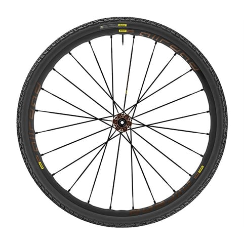 MAVIC ALLROAD PRO UST DISC CENTRE LOCK REAR WHEEL