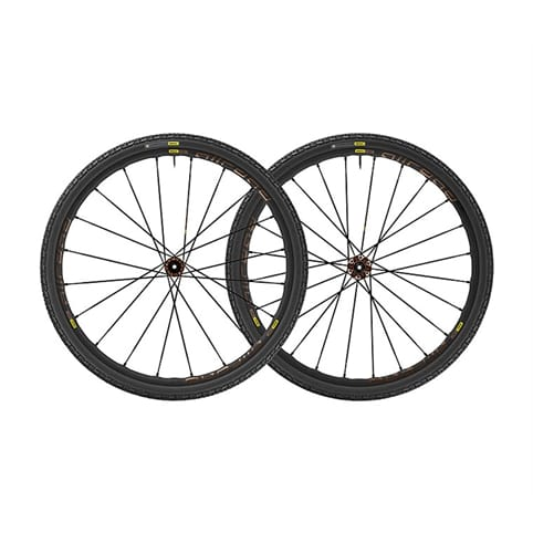 MAVIC ALLROAD PRO UST DISC 6-BOLT WHEELSET