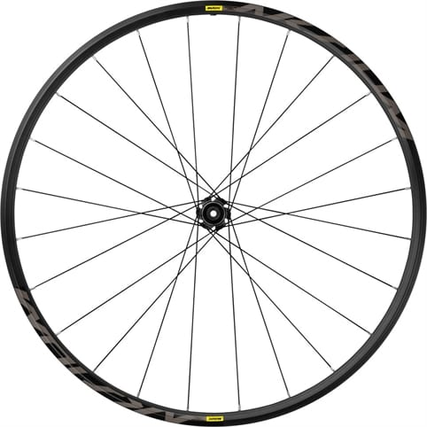 MAVIC AKSIUM ALLROAD DISC 700c CLINCHER FRONT WHEEL