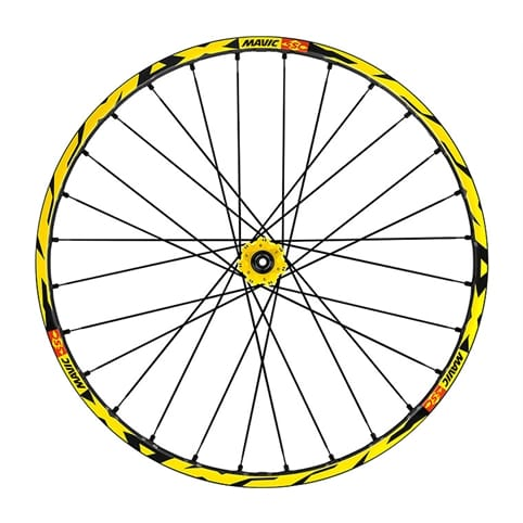 MAVIC DEEMAX DH 27.5 REAR WHEEL