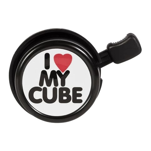 "CUBE BELL ""I LOVE MY CUBE"""