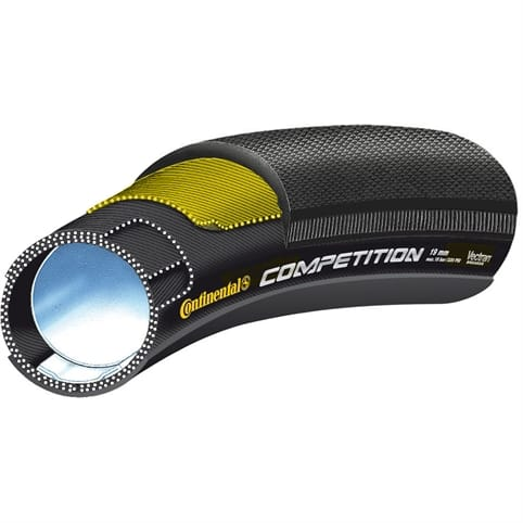 "CONTINENTAL COMPETITION VECTRAN TUBULAR TYRE [26""x22mm]"