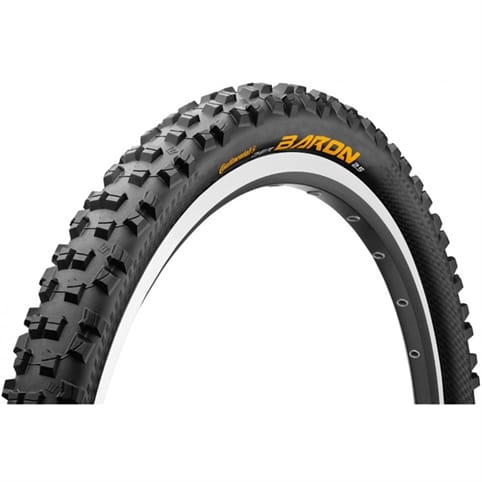 CONTINENTAL BARON 26 FOLDING TYRE