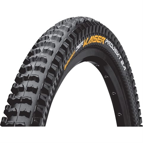 CONTINENTAL DER KAISER PROJEKT PROTECTION APEX 26 FOLDING TYRE