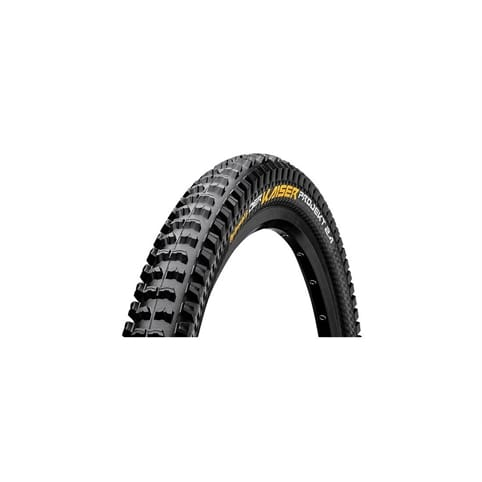 CONTINENTAL DER KAISER PROJEKT PROTECTION APEX 29 FOLDING TYRE *