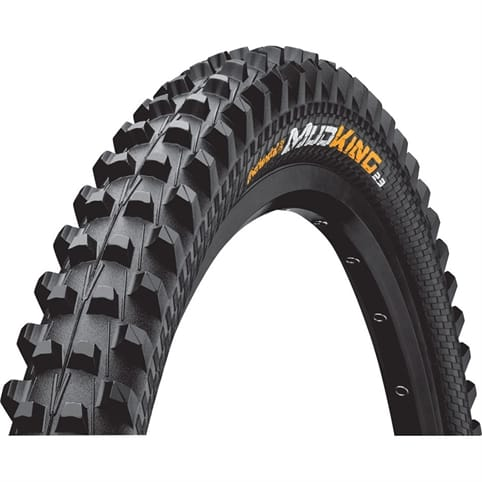 CONTINENTAL MUD KING 26 WIRE BEAD TYRE