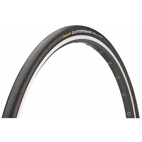 "CONTINENTAL SPRINTER GATORSKIN 28""x22mm TUBULAR TYRE *"